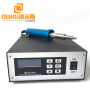 10 Types Welding Heads Portable Handheld 35KHZ High Frequency Ultrasonic Welding Machine