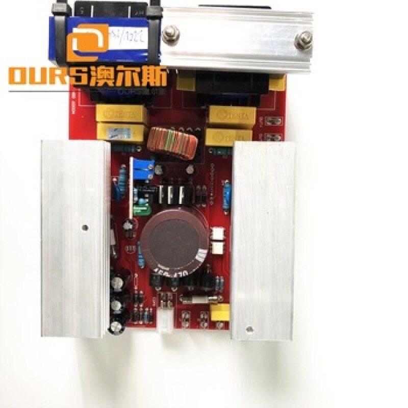 200w Low power ultrasonic generator circuit board cleaner pcb 20-40khz