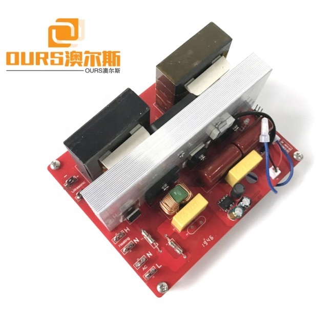 20KHz-40KHz Frequency Adjustable Ultrasonic Cleaning PCB Ultrasonic generator PCB
