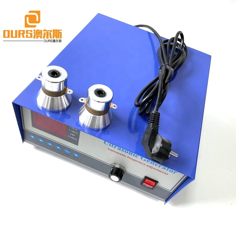 200W To 900W Low Power Ultrasonic Cleaner Power Generate Generator Box For Driving Transducer Cleaning Tank