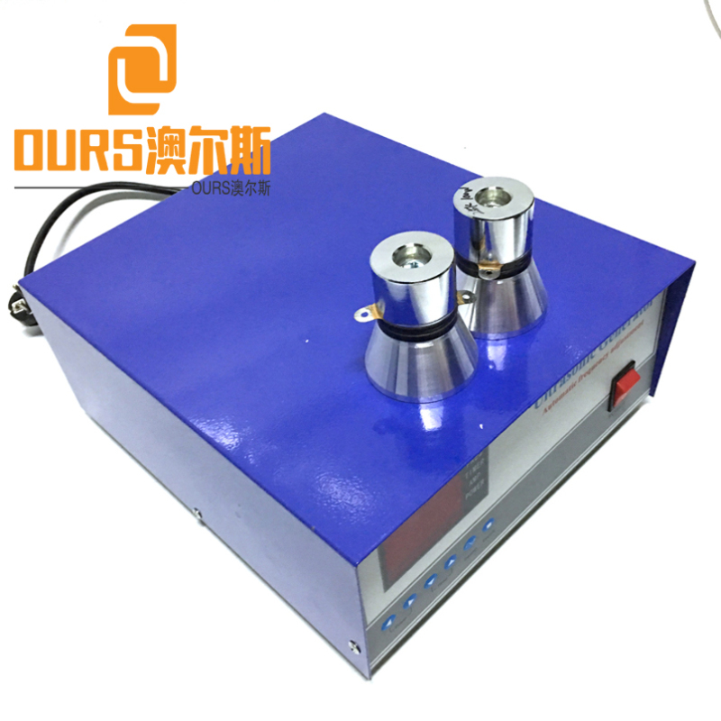 600W/28khz Digital High Quality Ultrasonic Generator For Ultrasonic Cleaning Generator