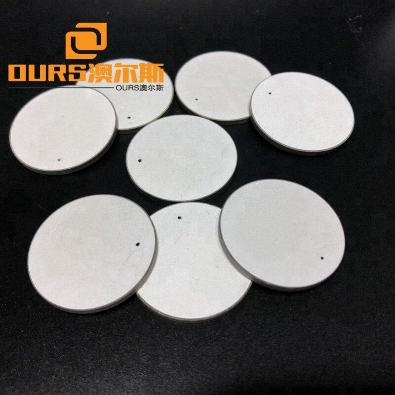 20*2mm Piezoelectric Ceramic (PZT) For Ultrasonic Fish Finder
