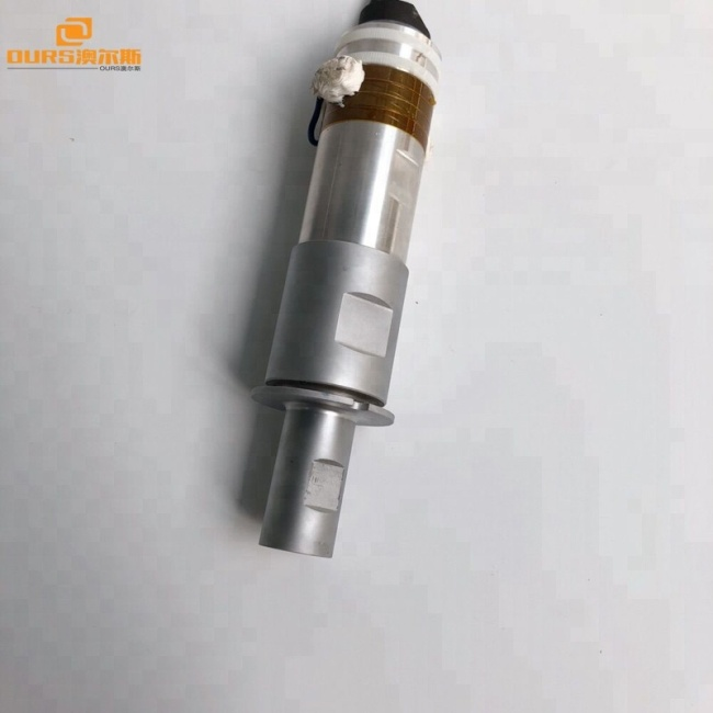 100W-2000W Ultrasonic Welding Transducer for vibrator plastic welding