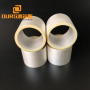 pzt4 pzt5 pzt8 high quality piezoelectric ceramic tube piezo ceramic element for detection
