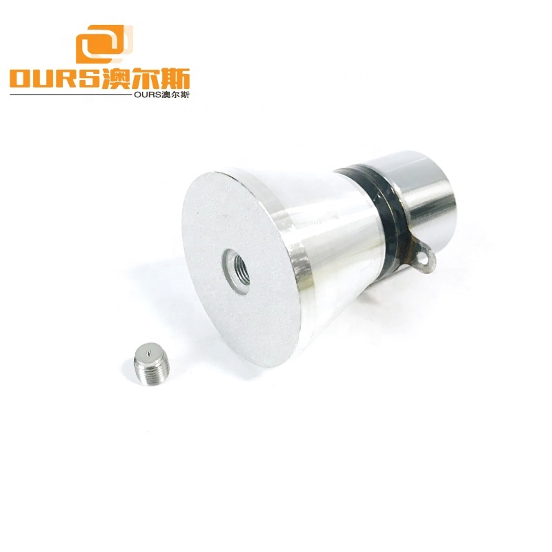 60W 25KHz Ultrasonic Piezoelectric Ceramic Transducer Vibration Sensor For Ultrasonic Cleaning Accessories