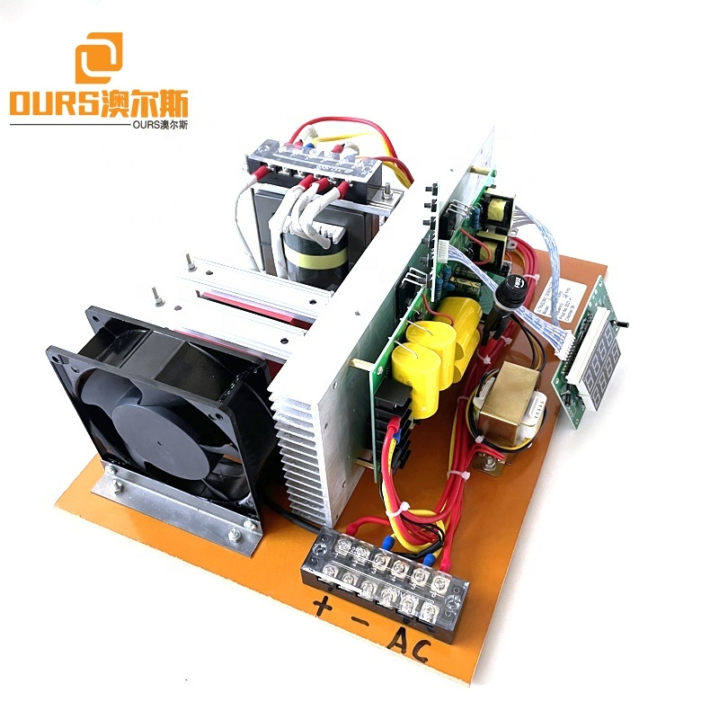 Low Power 200W 300W 500W 600W Ultrasonic Sweep Circuit Generator Board For Industrial Cleaning Dis Washing Machine