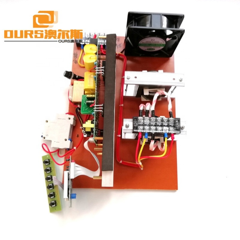 High Frequency Ultrasonic Power Supply 1200W Big Power Ultrasonic PCB Generator