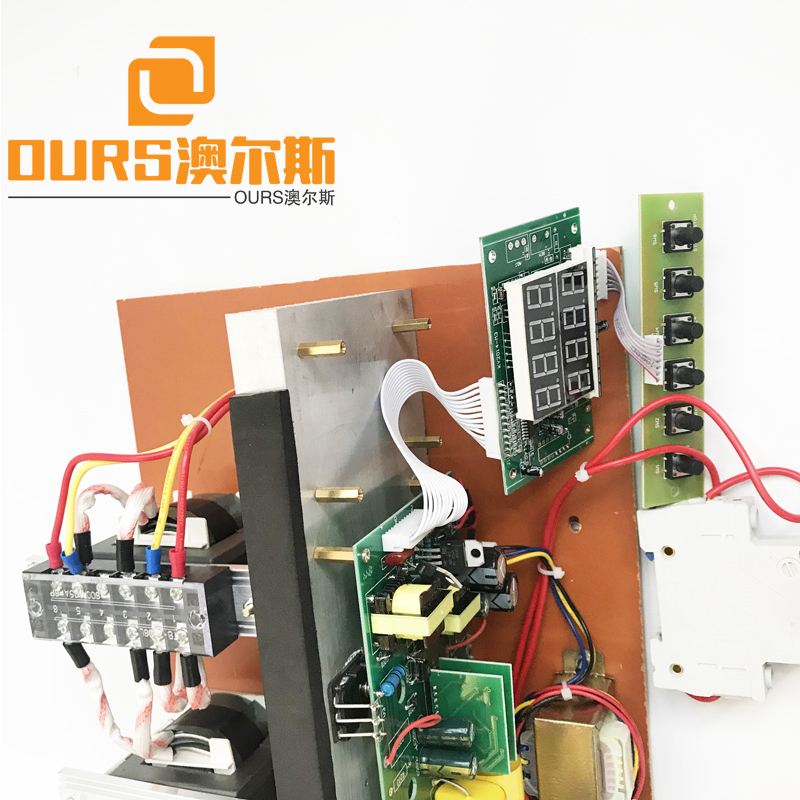 ARS-MBJ1000 Low price and high quality  ultrasonic generatorTransducer Driver Circuit with Digital Panel