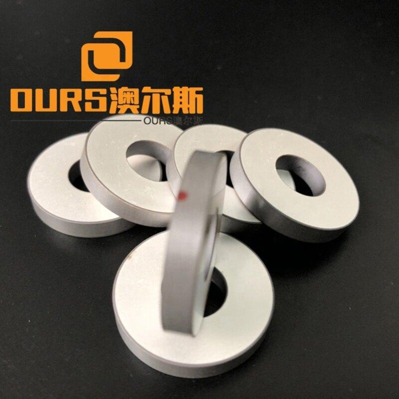 25x10x4MM Ring Piezoceramic Accessories Ultrasonic Transducer Piezoelectric Ceramic Material PTZ4 Piezo Ceramic