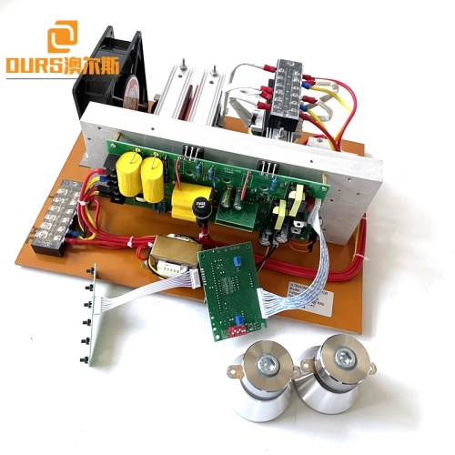 28K 40K Adjustable Frequency UltrasoundCircuit Board Generator PCB 600W As Industrial Transducer Cleaning Tank Power