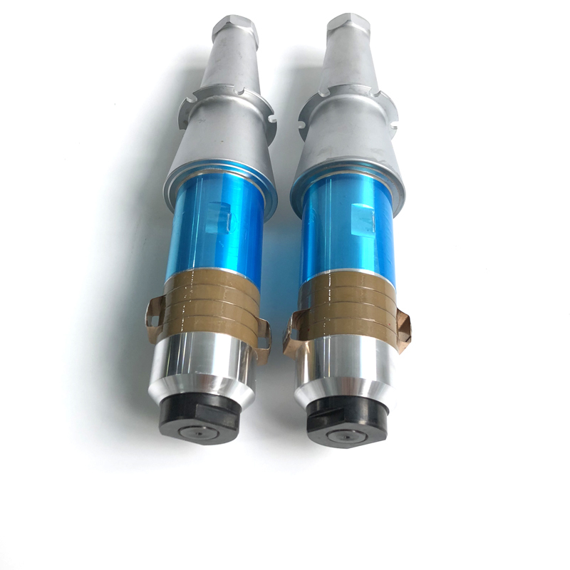 15KHZ high ultrasonic welding transducer for welding and plastic welding machine use in ABS,PVC,PP,PS,Acrylics,Nylon