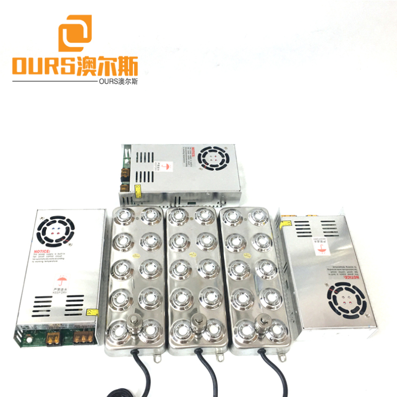 10 Head Factory Wholesale Ultrasonic Atomizing Transducer For Atomizable