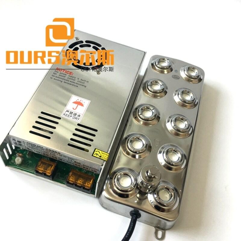 10 Head 48DC Ultrasonic Nebulizer Parts Water Atomiser For Fresh-keeping Storage