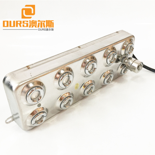 10 Head 250W Industrial Ultrasonic Humidifier Ultrasonic Ultrasonic Mist Maker