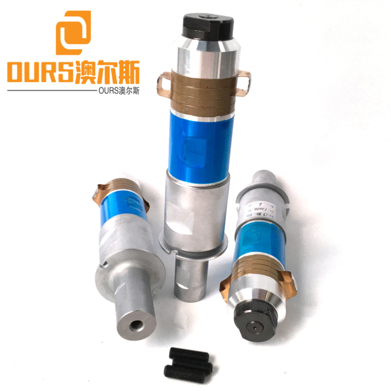 20KHZ Ultrasonic Welding Generator and Transducer With Horn For N95 Mask Welding