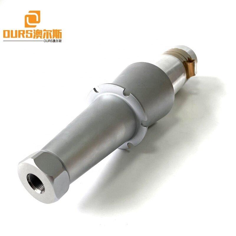 Factory Supply 15KHZ Piezoelectric Ultrasonic Welding Converter As Plastic Non Woven Welding Machine Sensor Head