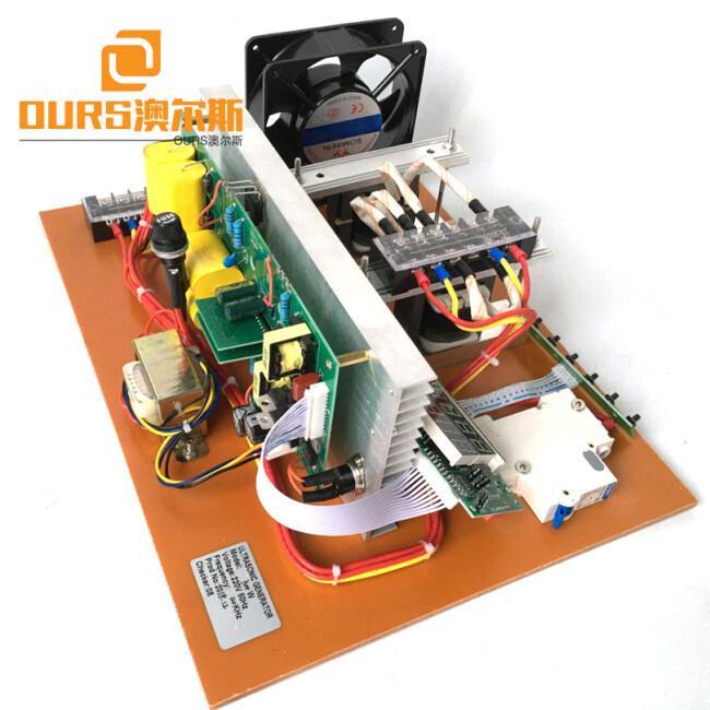 1200W 28KHZ/40KHZ Ultrasonic Piezoelectric Transducer Circuit For Ultrasonic Dishwasher