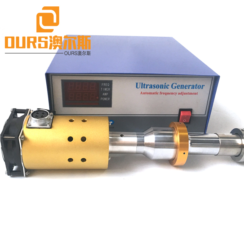2000W 20KHZ Industrial Design Enhancing Biodiesel Production From Soybean Oil Using Ultrasonic