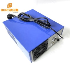 Cleaning Factory Supply Digital Ultrasonic Generator 20K-40K For Car Shops Electroplating Industry Industrial Washing