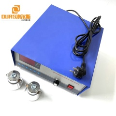China Factory Supply Digital Ultrasonic Cleaning Frequency Generator As Industrial Washing Equipment