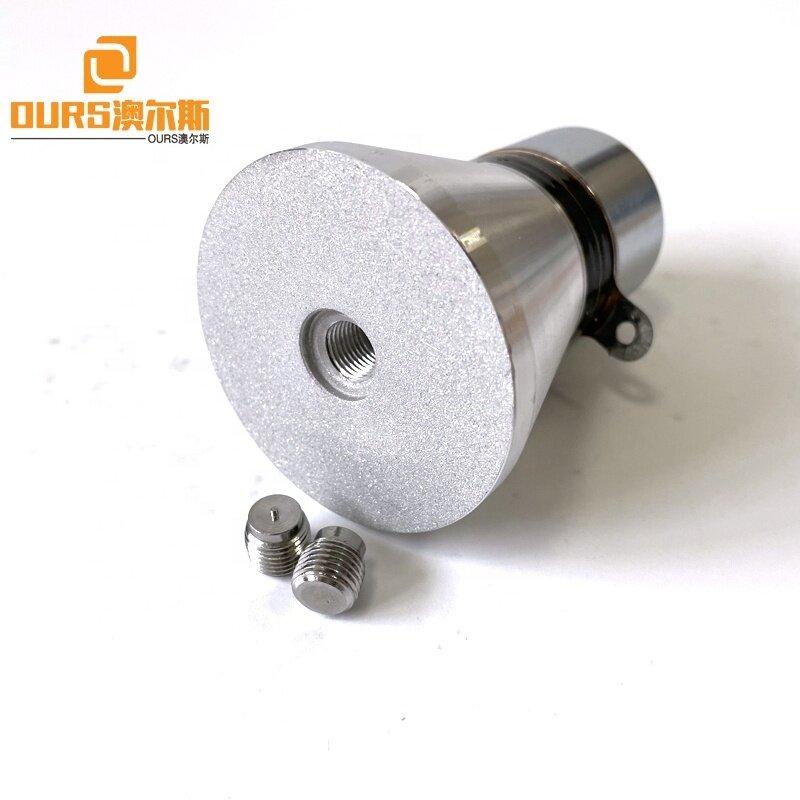 25KHZ Industrial Cleaner Ultrasound Sensor Emitter 60Watt For Electroplated Parts Washing Equipment