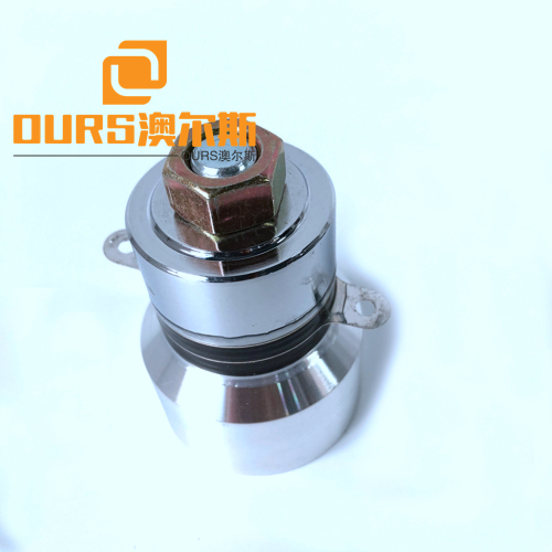 68khz  Low Cost Piezoelectric Industrial 60w Ultrasound Transducer For Sale