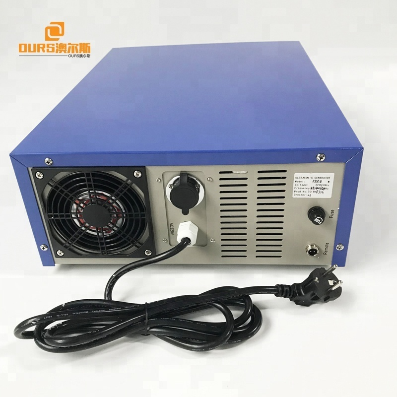 1200w Professional Manufacturer China Digital Ultrasonic Cleaning Generator