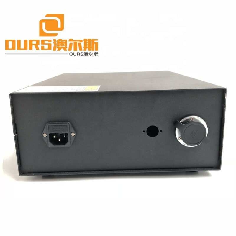 2000W  new type high power ultrasonic welding generator with 15khz frequency transducer