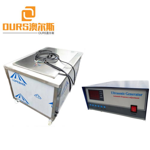 2000W 25KHZ/28KHZ Ultrasonic Cleaning Bath For Electronic And Electrical Industry Machinery