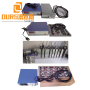 1500W Immersible Ultrasonic Transducer Pack 40 khz Immersible Vibration Board for cleaning parts box