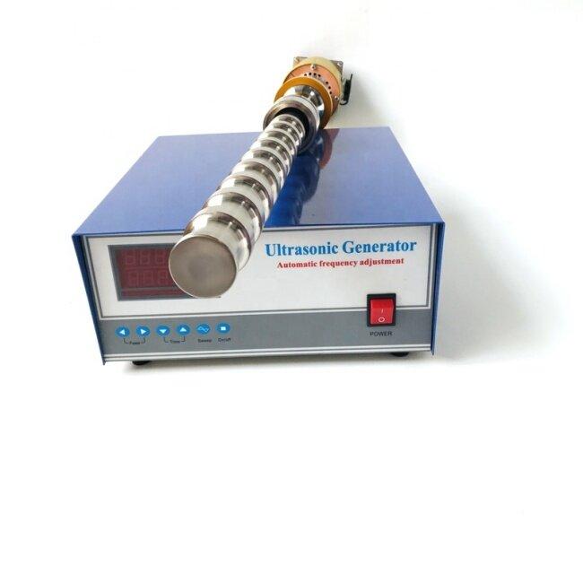 Titanium Alloy Ultrasonic Chemical Reactor Autoclave 2000W Ultrasonic Biodiesel Reactor