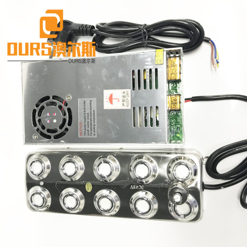 1.7mhz ultrasonic wave atomization transducer for Vegetables and Gardens