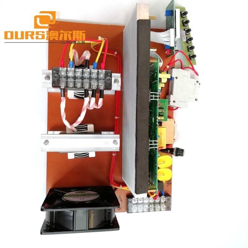 900W Ultrasonic Generator Driver PCB Board 40KHz Ultrasonic Power Generator For Industrial Cleaning