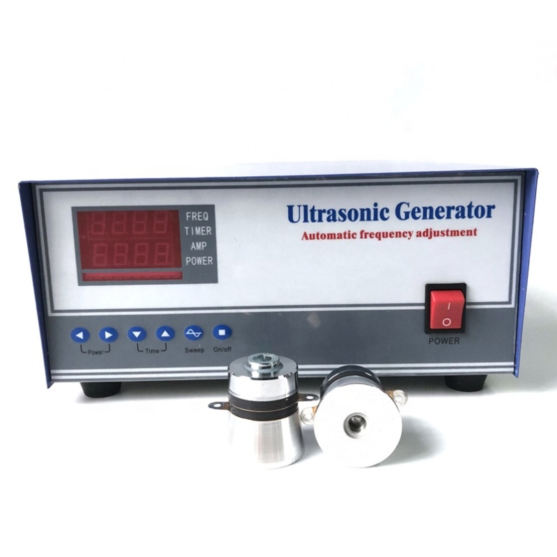 1000W Power Ultrasonic Cleaning Generator For Drive Ultrasonic Cleaning Equipment