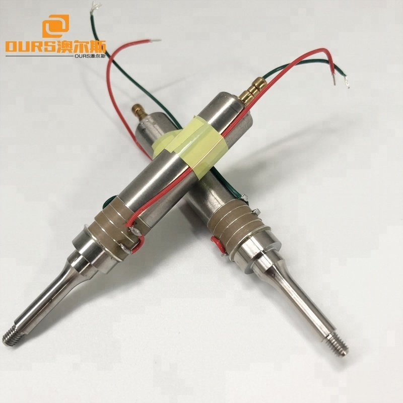 30khz 20W Ultrasonic transducer for dental scalers,Household tooth cleaner and commercial medical tooth cleaner