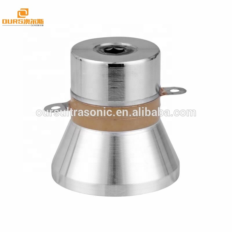 60W Ultrasonic Piezoelectric Ceramic Transducer Ultrasonic washer Transducer 33khz