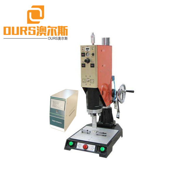 Desk-top 20KHZ 2000W Filter Bag Ultrasonic Welding Machine With Deep Welding