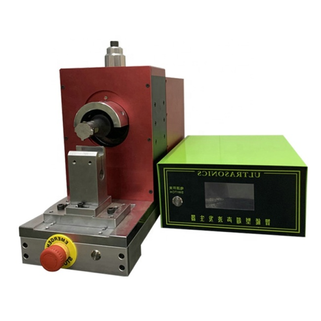 2000W Metal Ultrasonic Welding Machine For Aluminum And Copper Foils Copper-Nickel Strips