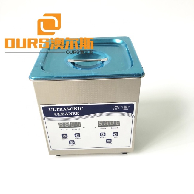 150*135*100MM Washing Machine 60W Ultrasonic Cleaner Volume 2L Warranty 1 Year