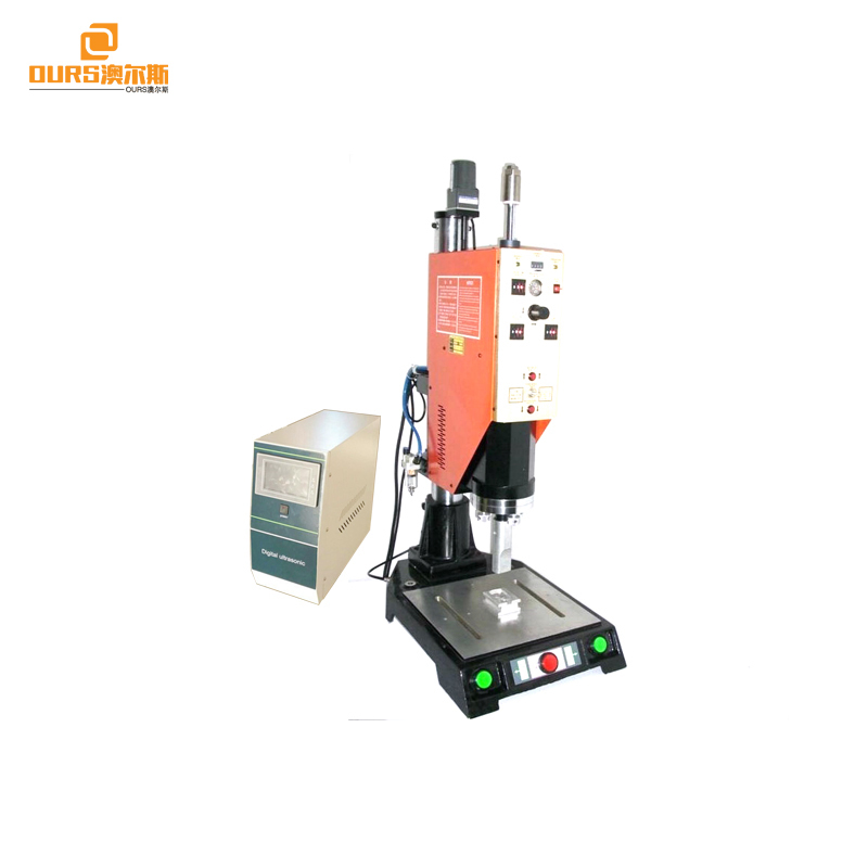 20KHz Ultrasonic Welding Machine and ultrasonic generator 2000W for PP Pacifier Plastic Toys