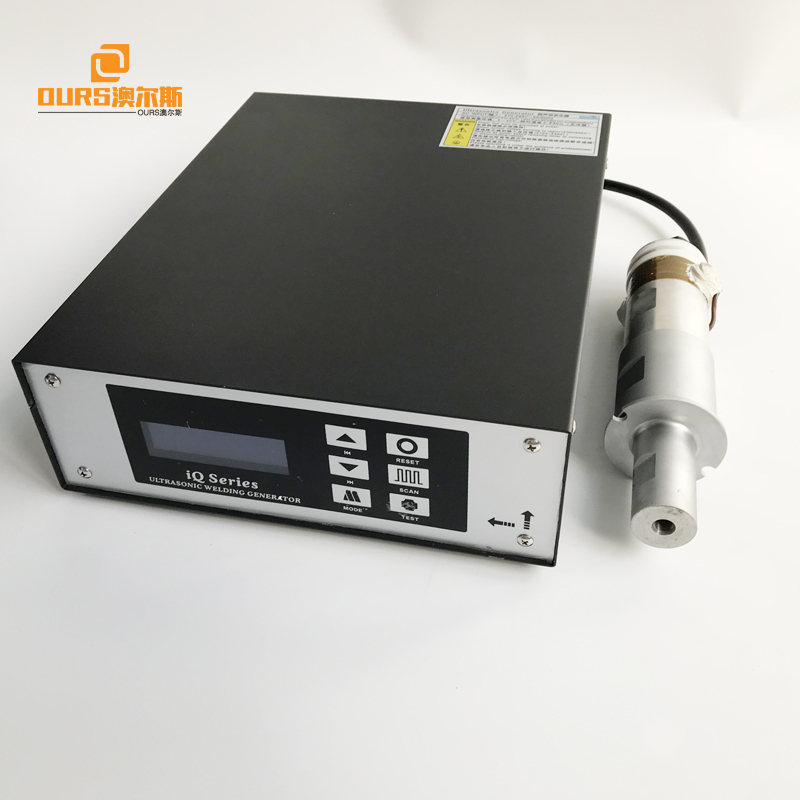 15K-35K digital Ultrasonic Welding Generator Special Use In Spot Welding Machine