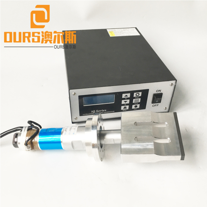 15KHZ/20KHZ 2000W Ultrasonic Welding generator for Tie on Disposable Surgical Medical Face Mask Welding Machine