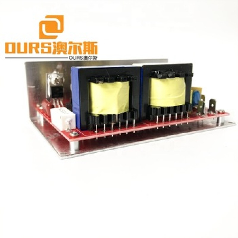 100watt  manufacturer Ultrasonic PCB  with 1 transducers 28khz