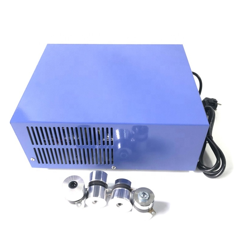 900W Ultrasonic Generator 20KHz Frequency And Power Adjustable For Automatic Ultrasonic Cleaning Equipment