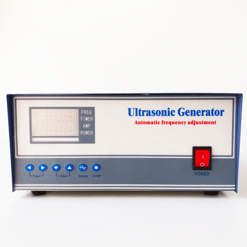 Multi function ultrasonic generator with ultrasonic cleaning transducer 28khz 40khz for Multifunctional ultrasonic cleaner