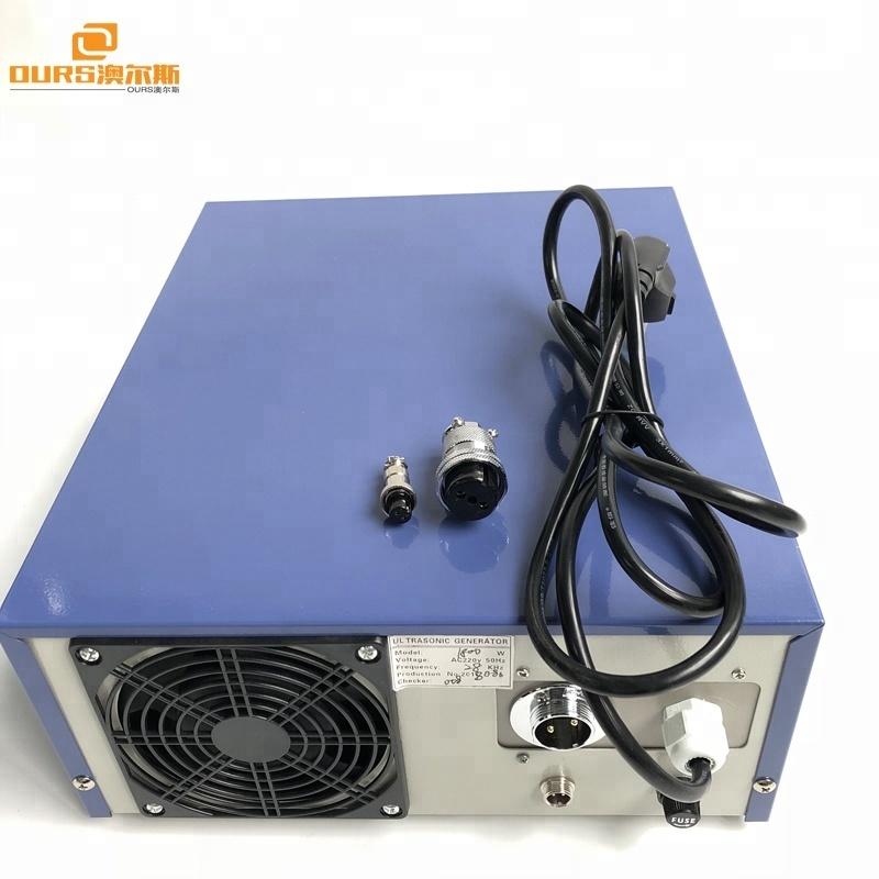ARS-QXDY-1800W Micro ultrasonic generator for Ultrasonic cleaning transducer driving power supply