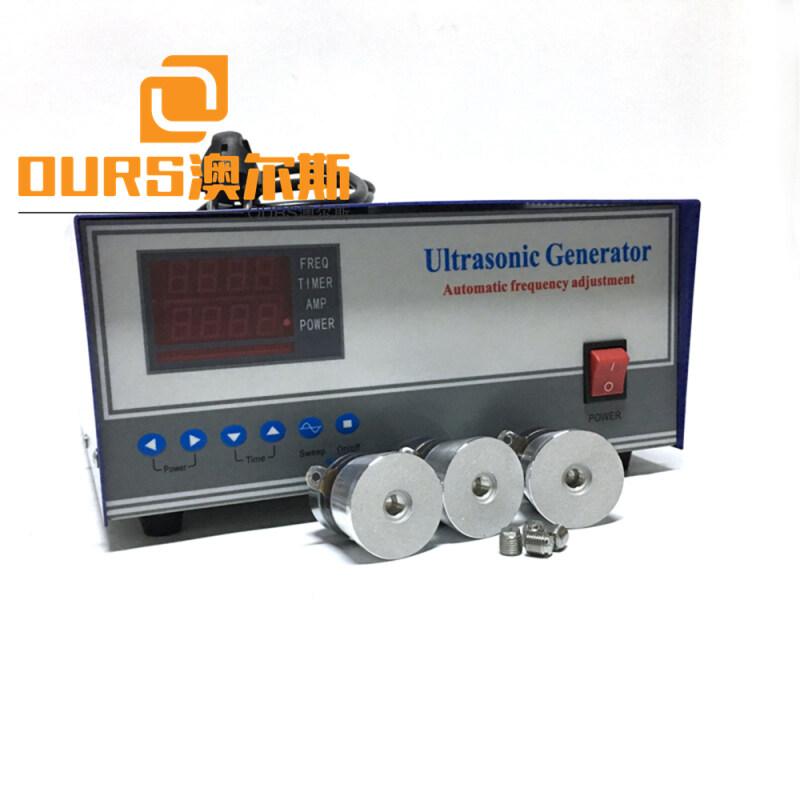 110V/240V High quality smart ultrasonic generator 900W window show for ultrasonic cleaner 40Khz