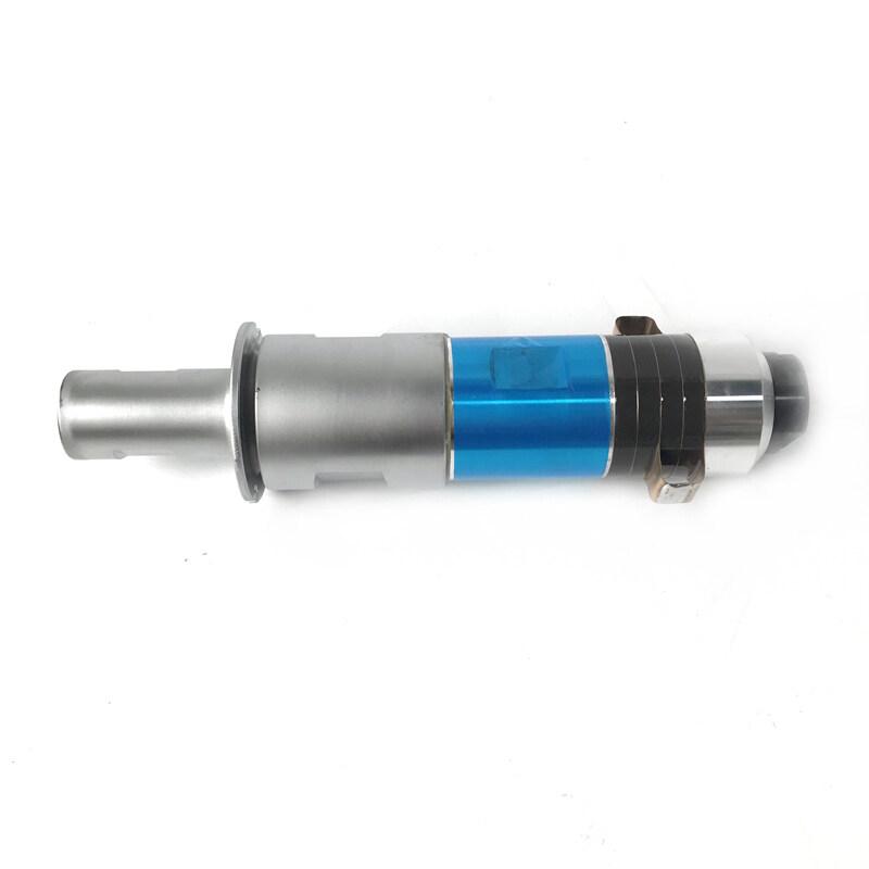 20khz ultrasonic welder transducer booster for 2000w Ultrasonic Metal spot welder for Copper Aluminum Tin Nickel and Gold