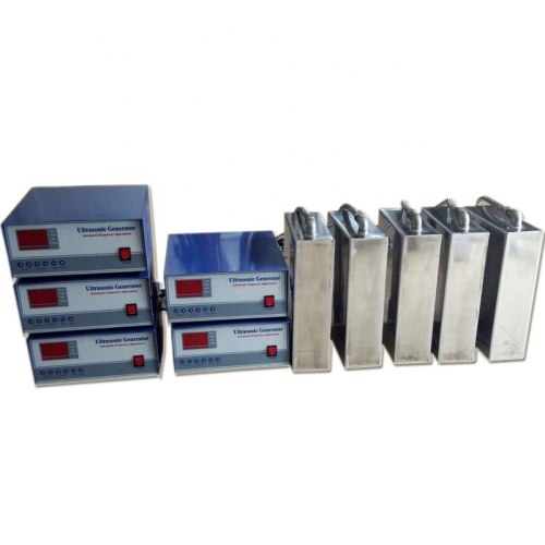 High Frequency 68KHz Customized Ultrasonic Piezoelectric Cleaning Transducer Ultrasonic Plate For Industrial Cleaning