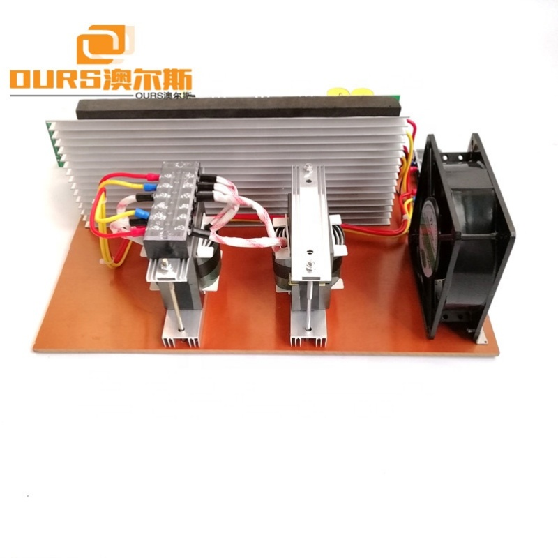 300W Lower Power High Frequency Ultrasonic Circuit Driver Industry Cleaning